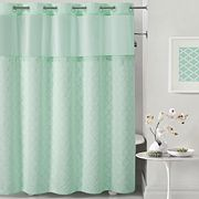 Hookless Mosaic Shower Curtain Collection