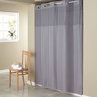 Hookless Mystery Shower Curtain Collection