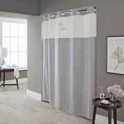 Hookless Park Avenue Shower Curtain Collection