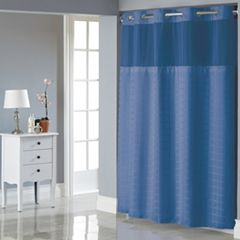 Hookless Square Shower Curtain Collection