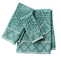 SONOMA Goods for Life™ Tiburon Medallion Bath Towels