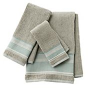 SONOMA life + style Tiburon Striped Bath Towels