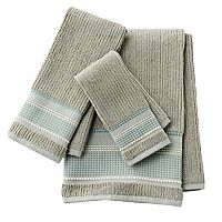 SONOMA Goods for Life™ Tiburon Striped Bath Towels</strong>