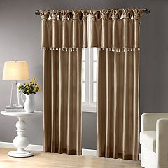 Madison Park Natalie Twisted Window Treatments