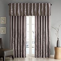 Madison Park Eliza Embroidered Window Treatment Collection
