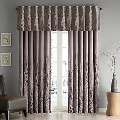 Madison Park Eliza Embroidered Window Treatments