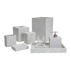 Kassatex Terrazzo Bath Accessories Collection