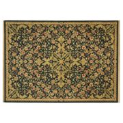 Shaw Living Antiquities Mille Fleur Floral Rug
