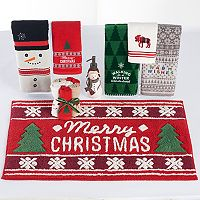 St. Nicholas Square® Christmas Bath Accessories Collection