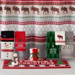 St. Nicholas Square® Christmas Shower Curtain Collection