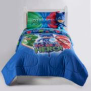 "PJ Masks ""It's Hero Time"" Comforter Collection"