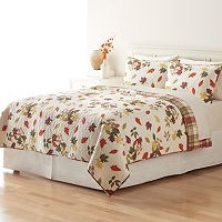 Home Classics® Sarah Fall Leaves Quilt Collection
