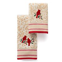 St. Nicholas Square® Cardinal Bath Towel Collection