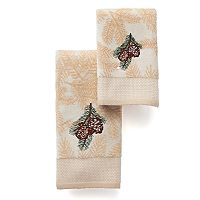 St. Nicholas Square® Pine Bough Bath Towel Collection