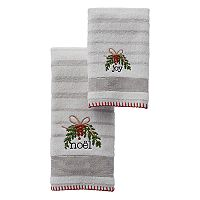 St. Nicholas Square® Joy Bath Towel Collection