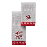 St. Nicholas Square® Fairisle Bath Towel Collection
