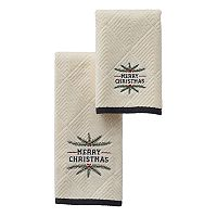 St. Nicholas Square® Christmas Holly Bath Towel Collection
