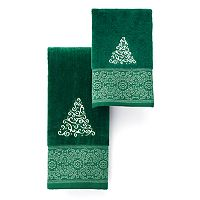 St. Nicholas Square® Fancy Tree Bath Towel Collection