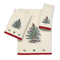 Avanti Spode Tree Bath Towel Collection