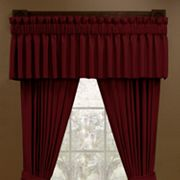 Aurora Antique Satin Blouson Window Treatments
