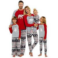 Cuddl Duds Family Jammies Bear Collection Pajamas
