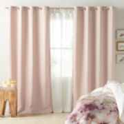 LC Lauren Conrad Antigua Layered Window Curtain Collection