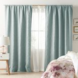 LC Lauren Conrad Bloomfield Layered Window Curtain Collection