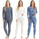 Women's Cuddl Duds Thermal Essentials