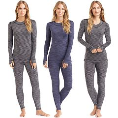 Women's Cuddl Duds Flexfit Essentials
