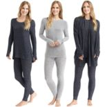 Women's Cuddl Duds Soft Knit Essentials
