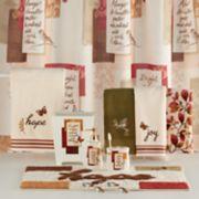 Saturday Knight, Ltd.  Faithful Birds Shower Curtain Collection