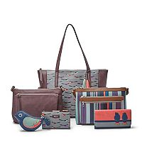 Relic Fall Bird Handbag Collection