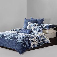N Natori Yumi Botanical Duvet Cover Collection