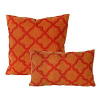 Liora Manne Visions II Crochet Tile Indoor Outdoor Throw Pillow Collection