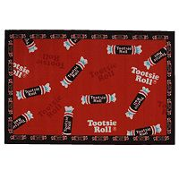 <strong>Fun Rugs&trade; Tootsie Roll&reg; Candy Rug</strong>