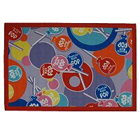<strong>Fun Rugs&trade; Tootsie Roll&reg; Pop Rug</strong>