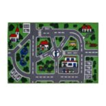 <strong>Fun Rugs™ Fun Time Streets Rug</strong>