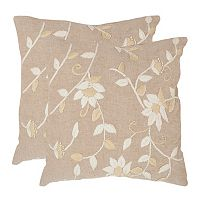 Vallie 2-piece Throw Pillow Set