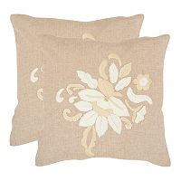 June 2-piece Throw Pillow Set