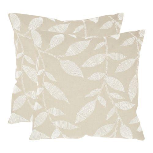 May 2-piece Throw Pillow Set