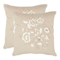 April 2-piece Throw Pillow Set