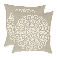 Joanna 2-piece Throw Pillow Set