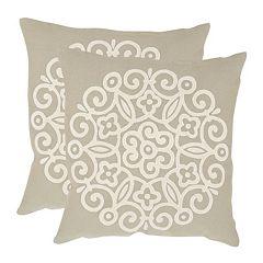 Joanna 2-piece Throw Pillow Set