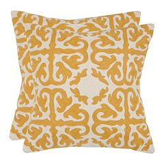 Moroccan 2 pc Throw Pillow Set