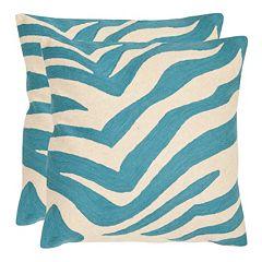 Urban Spice 2 pc Throw Pillow Set