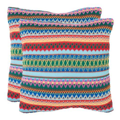 Mirabelle 2-piece Throw Pillow Set