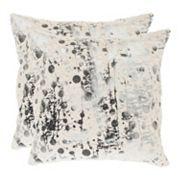 Nars 2 pc Throw Pillow Set
