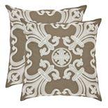 Collette 2-piece Throw Pillow Set