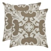 Collette 2-piece Throw Pillow Set