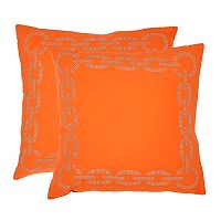 Sibine 2-piece Throw Pillow Set